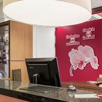 Serways Hotel Remscheid Rezeption